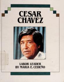 Cover of: Cesar Chavez | Maria E. Cedeño