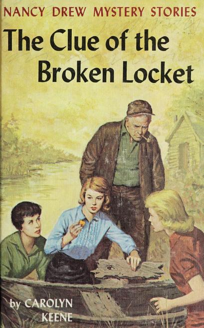 The clue of the broken locket by Carolyn Keene