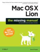 Cover of: MAC OS X Lion