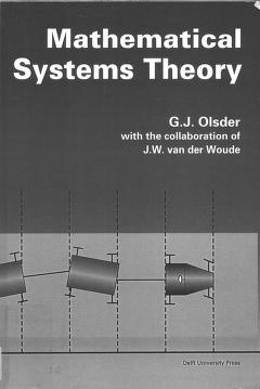 Mathematical systems theory by G.J. Olsder